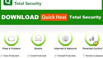 How to Install Quick Heal Total Security?